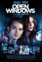 OPEN WINDOWS movie poster | ©2014 Cinedigm
