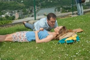 James Nesbitt and Frances O'Connor in THE MISSING - Season 1 |  ©2014 Starz