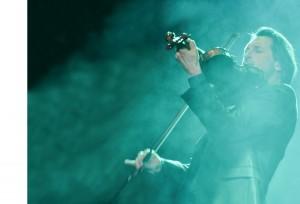 Violinist Edvin Marton | photo courtesy Edvin Marton