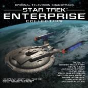 STAR TREK: ENTERPRISE soundtrack | ©2015 La La Land Records