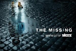 THE MISSING - Season 1 - Key Art | ©2014 Starz