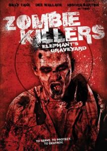 ZOMBIE KILLERS: ELEPHANT'S GRAVEYARD | © 2015 Anchor Bay Home Entertainment