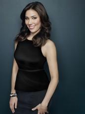 Michaela Conlin as Angela Montenegro on Season 10 of BONES | © 2015 Brian Bowen Smith/FOX