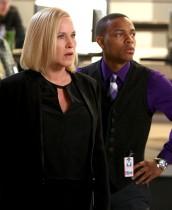 Special agent Avery Ryan (Patricia Arquette) investigates Internet crime on the new CBS series CSI: CYBER | © 2015 Monty Brinton/ CBS