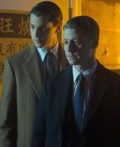 Ben McKenzie star as Gordon and Nicholas d'Agosto stars as Harvey Dent in GOTHAM | © 2015 Jessica Miglio/FOX