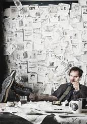 Rainn Wilson in BACKSTROM - Season 1 | ©2015 Fox/Frank Ockenfels