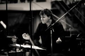 Composer Benjamin Wallfisch | ©2015 Benjamin Wallfisch