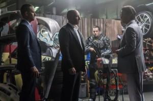 A scene from FURIOUS 7 starring Vin Diesel and Paul Walker | © 2015 Universal Studios