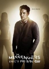 Jon Fletcher as Joshua Jr. in THE MESSENGERS - Season 1   ©2015 The CW