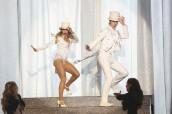 Allison Holker and Riker Lynch in DANCING WITH THE STARS - Season 20 - Week 10 - Season Finale | ©2015 ABC/Adam Taylor