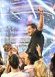 Rumer Willis and Val Chmerkovskiy win DANCING WITH THE STARS - Season 20 | ©2015 ABC/Adam Taylor