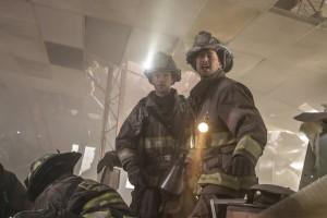 Taylor Kinney as Kelly Severide in CHICAGO FIRE | © 2015 Elizabeth Morris/NBC