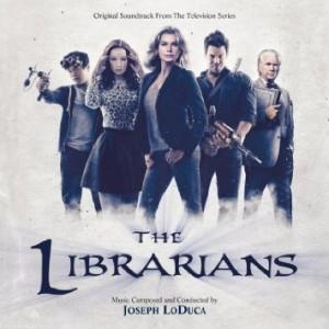 THE LIBRARIANS soundtrack | ©2015 Varese Sarabande Records