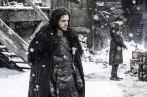 "Kit Harington in GAME OF THRONES - Season 5 - ""The Gift"" | ©2015 HBO/Helen Sloan"