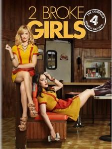 2 BROKE GIRLS Season 4 | © 2015 Warner Home Video