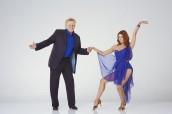 Gary Busey and Anna Trebunskaya in DANCING WITH THE STARS - Season 21 | ©2015 ABC/Craig Sjodin