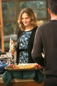 "Emily Deschanel in BONES - Season 11 - ""High Treason in the Holiday Season"" | © 2015 Patrick McElhenney/FOX"