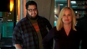 "Charlie Koontz and Patricia Arquette in CSI: CYBER - Season 2 - ""Python"" | ©2015 CBS"