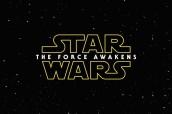 STAR WARS: THE FORCE AWAKENS logo | © 2015 Lucasfilm Ltd.