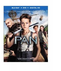 PAN | © 2015 Warner Home Video
