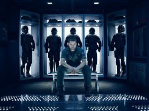 Steven Strait stars as James Holden on SyFy's THE EXPANSE | © 2016 Jason Bell/Syfy