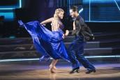 Jodie Sweetin and Valentin Chmerkovskiy in DANCING WITH THE STARS - Season 22 - Week 5 |©2016 ABC/Adam Taylor
