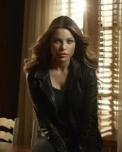 Lauren German stars as Detective Chloe Decker in LUCIFER   © 2016 Brendan Meadows/FOX