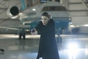 Lauren German stars as Detective Chloe Decker in LUCIFER | © 2016 Michael Courtney/FOX