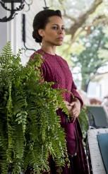 Amirah Vann as Ernestine in WGN's UNDERGROUND | © 2016 WGN
