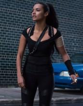 Jessica Lucas as Tabitha Galavan in GOTHAM | © Jeff Neumann/ FOX