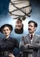 Rebecca Liddiard, Michael Weston as Harry Houdini and Stephen Mangan as Arthur Conan Doyle IN HOUDINI & DOYLE - Season 1 | ©2016 Fox/Mitch Jenkins