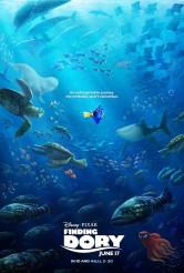 FINDING DORY poster | ©2016 Pixar / Walt Disney Pictures