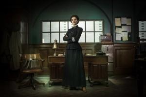Rebecca Liddiard as Adelaide Stratton in HOUDINI & DOYLE - Season 1 | ©2016 Fox/Joseph Scanlon
