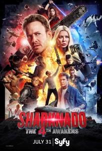 Sharknado: The 4th Awakens | © 2016 SyFy