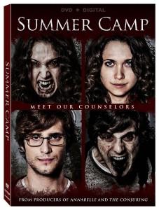SUMMER CAMP | © 2016 Lionsgate Home Entertainment