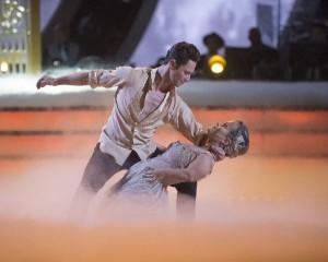 Sasha Farber and Terra Jole in DANCING WITH THE STARS - Season 23 - Week 5   ©2016 ABC/Eric McCandless