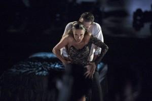 Jana Kramer and Gleb Savchenko in DANCING WITH THE STARS - Season 23 | ©2016 ABC/Eric McCandless