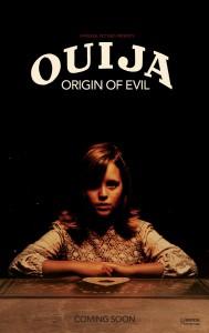 OUIJA: ORIGIN OF EVIL poster | ©2016 Universal Pictures