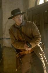 "Matt Lanter as Wyatt Logan in TIMELESS - Season 1 - ""The Alamo"" | ©2016 NBCUniversal/Sergei Bachlakov"