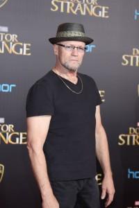 Michael Rooker at the World Premiere of Marvel Studios DOCTOR STRANGE