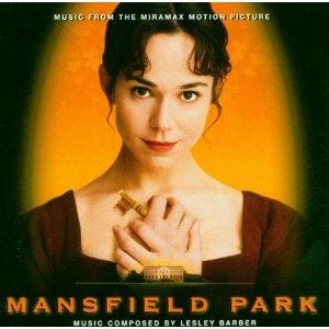 MANSFIELD PARK soundtrack | ©2016 RCA Victor