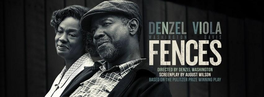 Resultado de imagem para Fences movie poster