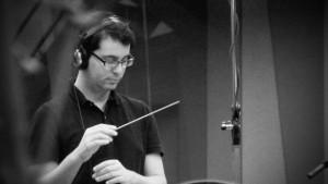 A MONSTER CALLS composer Fernando Velazquez | ©2016 Fernando Velazquez