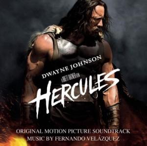 HERCULES soundtrack | ©2016 Sony Masterworks