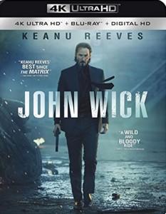 JOHN WICK | © 2017 Lionsgate Home Entertainment