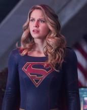 Melissa Benoist as Kara/Supergirl in SUPERGIRL   © 2017 Dean Buscher/The CW