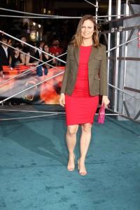 Mary Lynn Rajskub at the Los Angeles Premiere of KONG: SKULL ISLAND