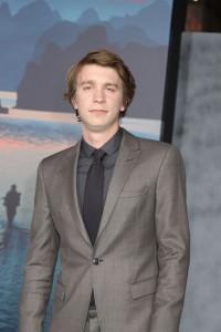 Thomas Mann at the Los Angeles Premiere of KONG: SKULL ISLAND