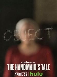 THE HANDMAID'S TALE - Teaser poster | ©2017 Hulu