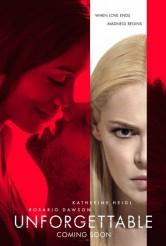 UNFORGETTABLE movie poster | ©2017 Warner Bros.